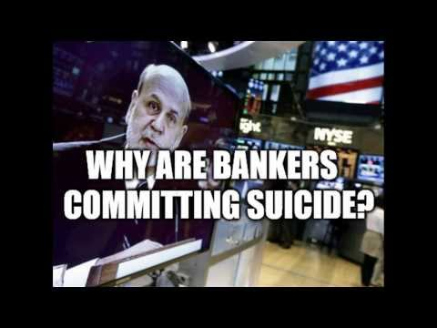 Why Are Bankers Committing Suicide?
