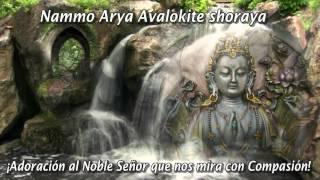 Gnosis,Mantra de la Gran Compasión (spanish sub)