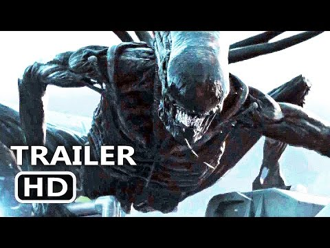 АLIEN: COVENАNT Official Trailer # 2 (2017) Horror, Аlien Movie HD