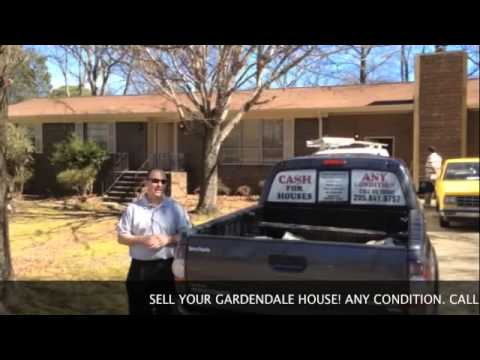 Sell your Gardendale House Fast! (205)841-9757 We Buy Gardendale Houses