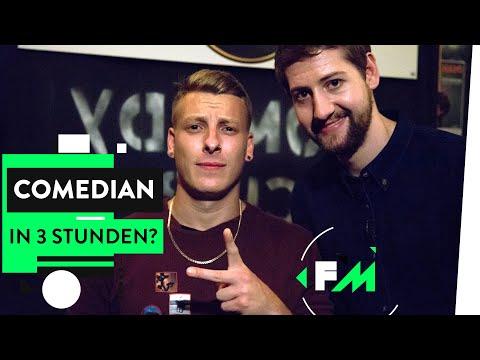 Felix Lobrecht – Comedy lernen in 3 Stunden?