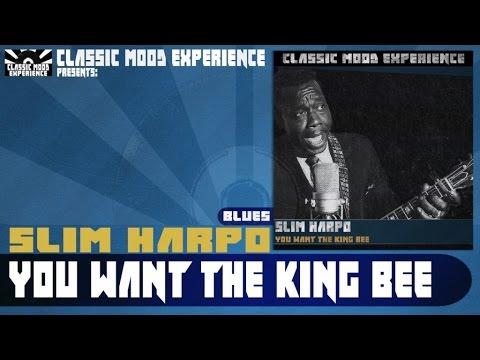 Slim Harpo - Wondering And Worryin' (1958)