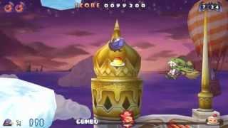 Prinny: Can I Really Be the Hero? Demon Sea Aria Walkthrough Gameplay (PSP) [HD]