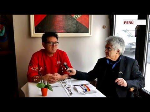 Peru-Vision im Interview mit Enrique Serván (Restaurant SERRANO Berlin)