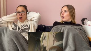 Attack on Titan Lost Girls: Wall Sina Goodbye (Part 1) Reaction