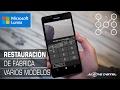 Restaurar Desbloquear Teléfono Microsoft | Todos los Modelos RM-1034