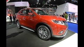 New 2018 Crossover Nissan X-TRAIL 2019