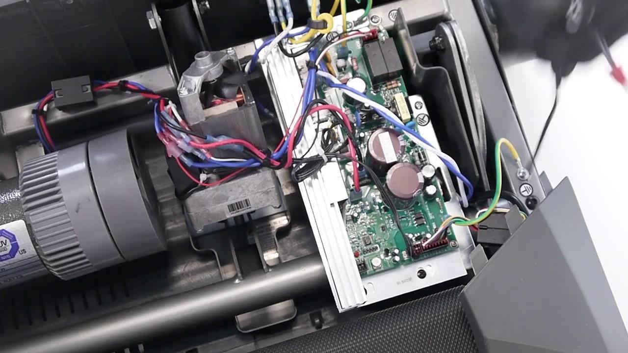 comment changer le capteur sur les tapis de course tc7 et tc10