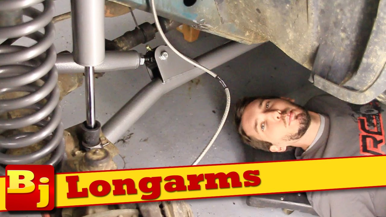 Longarms Install - Rough Country