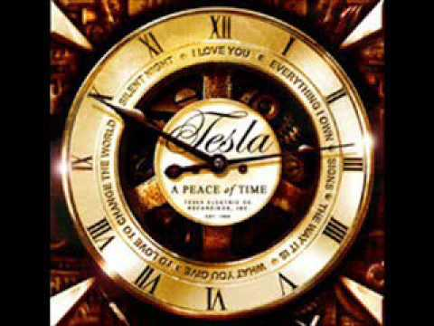 Tesla - A Peace Of Time - Signs [Studio Version]