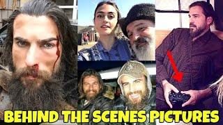 Dirilis Ertugrul Behind the Scenes Pictures | PART 2 | Real Life Cast Pics