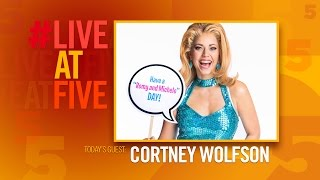 Broadway.com #LiveatFive with Cortney Wolfson