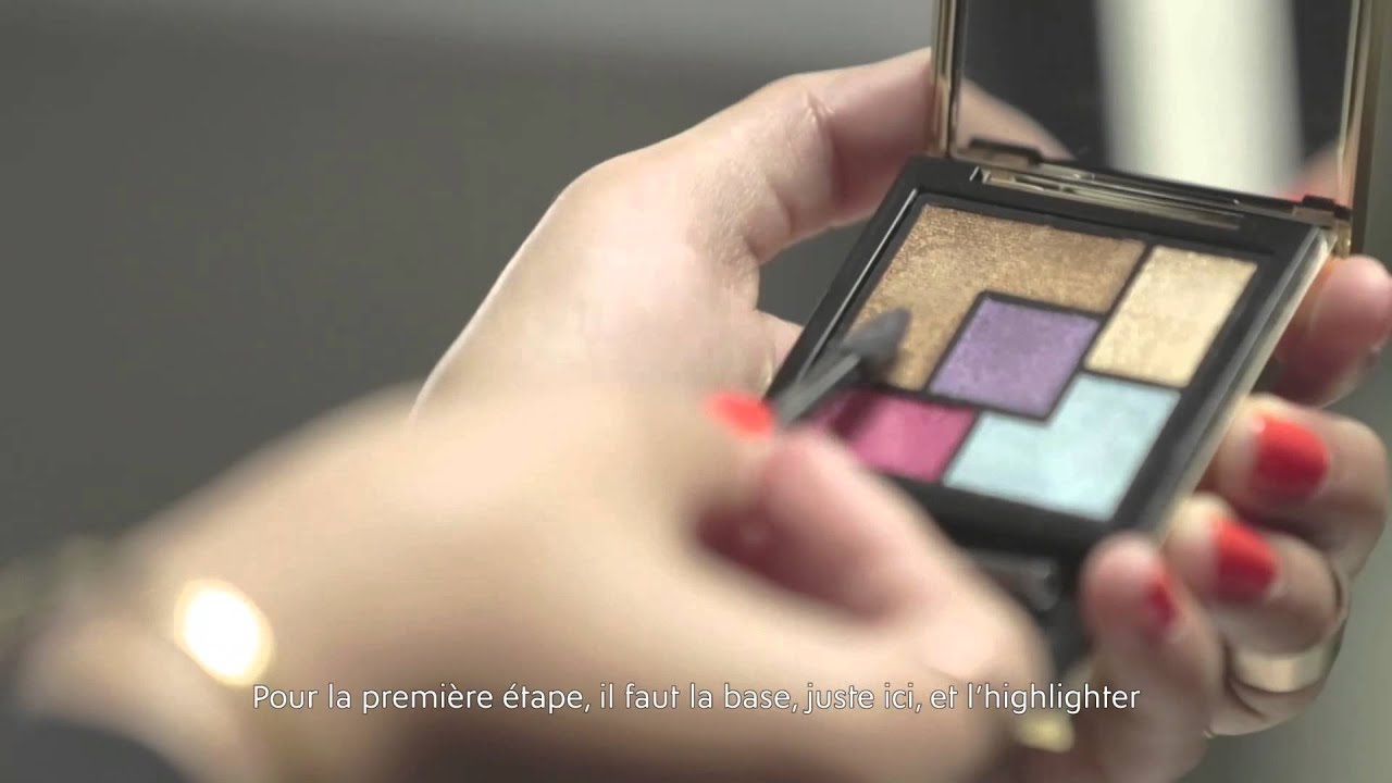 Palette couture yves saint laurent youtube palette couture yves saint laurent ccuart Gallery