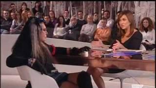 L'INTERVISTA BARBARICA A LOREDANA BERTE'