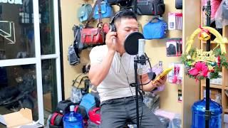 Test combo 1tr3 mic thu âm Libablue k2000 và soundcard xox k10 -Chính hãng ,Giá rẻ nhất -Mai Anh Bảo