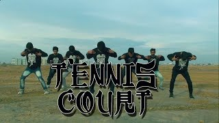 TENNIS COURT || LORDE FLUMES(REMIX) || DANCE CHOREOGRAPHY
