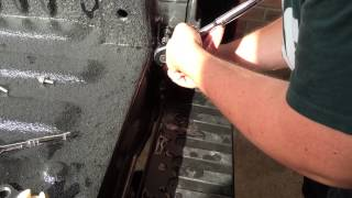 2015 Ford F150 Tailgate Assist Install