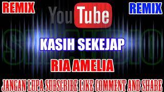 Karaoke Remix KN7000 Tanpa Vokal | Kasih Sekejap - Ria Amelia HD