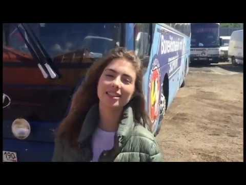 Видео- обзор на АВТОБУС HYUNDAI UNIVERSE SPASE LUXURY