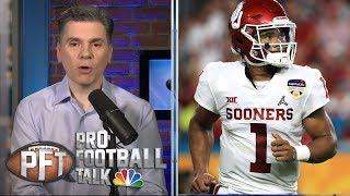 Decision Day for 2018 Heisman Trophy winner Kyler Murray | Pro Football Talk | NBC Sports