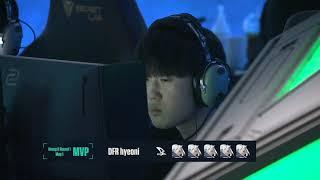 DFR Hyeoni (NU vs DFR Highlight)