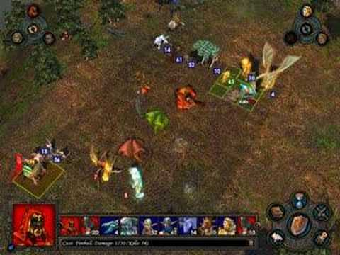 heroes of might and magic 5 1v3 duel