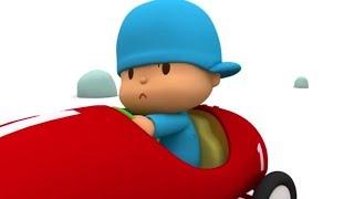 Мультики! - Покойо на русском - Все серии подряд - Весёлые мультфильмы для детей