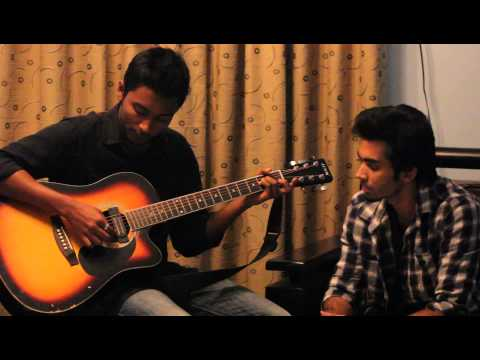 Aadat-(Atif Aslam)- by Tyson'ss Guitar Cover (Deep Blue Version)