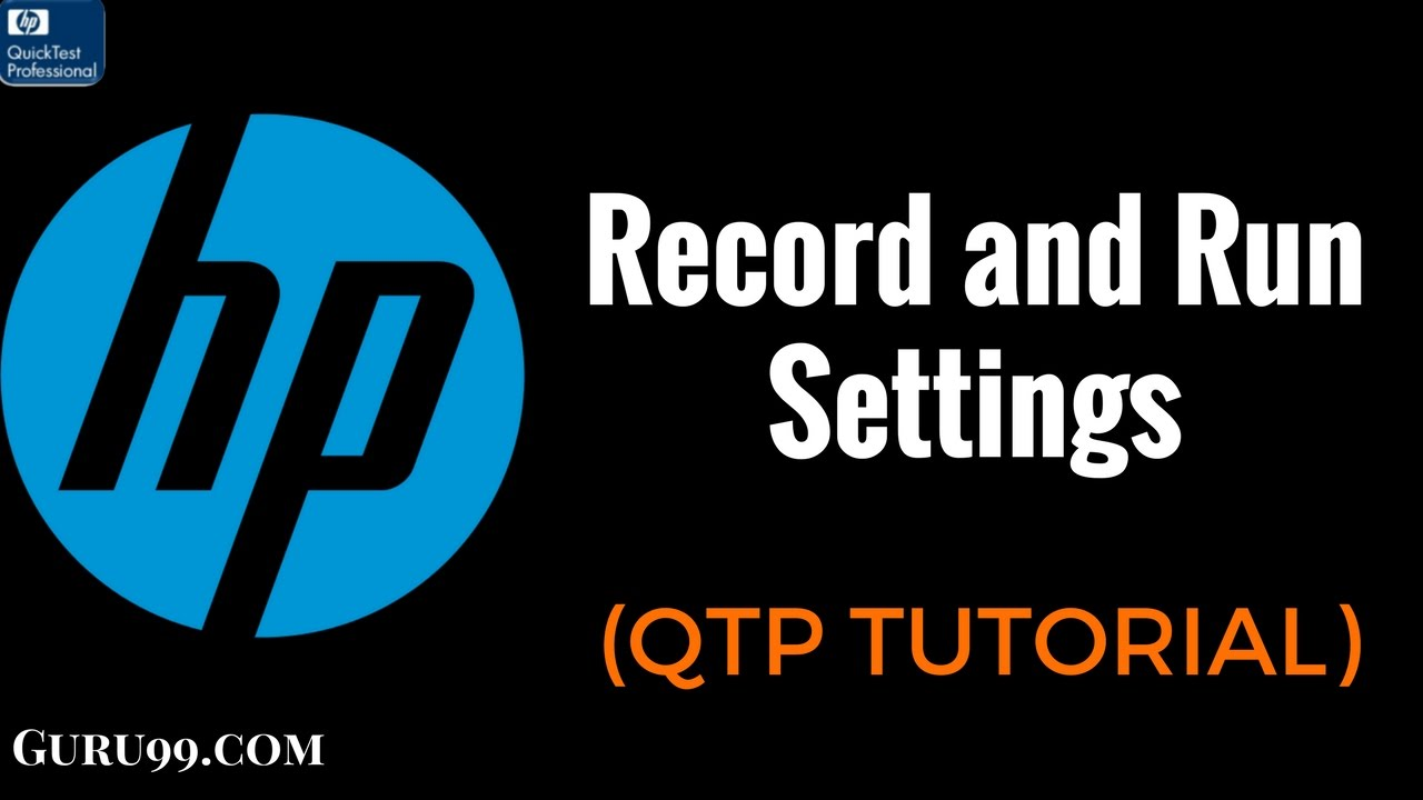 Uft tutorial 1: introduction to uft/qtp youtube.