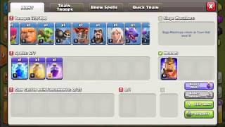Attacking Epic Troll Base!!(Clash Of Clans)