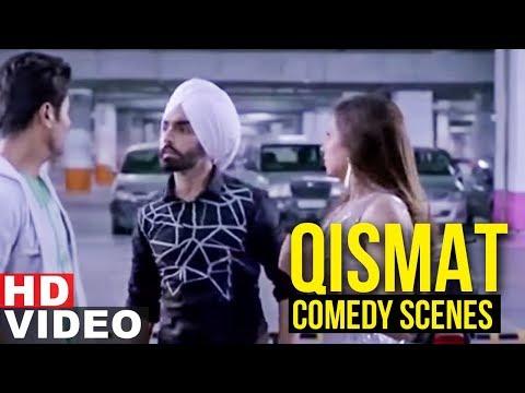 Qismat| Comedy Scene 2 | Ammy Virk | Sargun Mehta | Speed Records