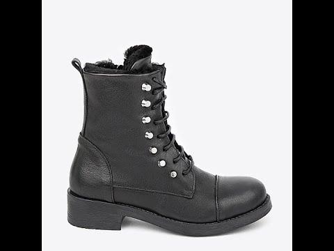 Ботинки Rococo 218-03 Black (размер 41)