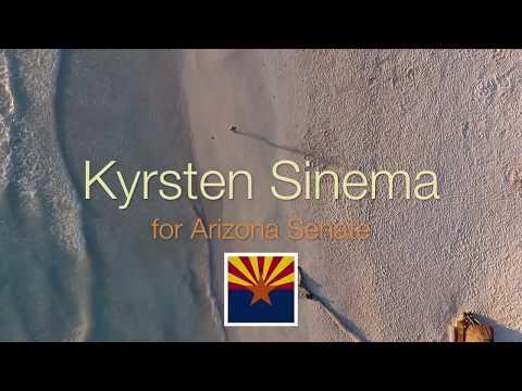 Campaign Ad 1 - Kyrsten Sinema