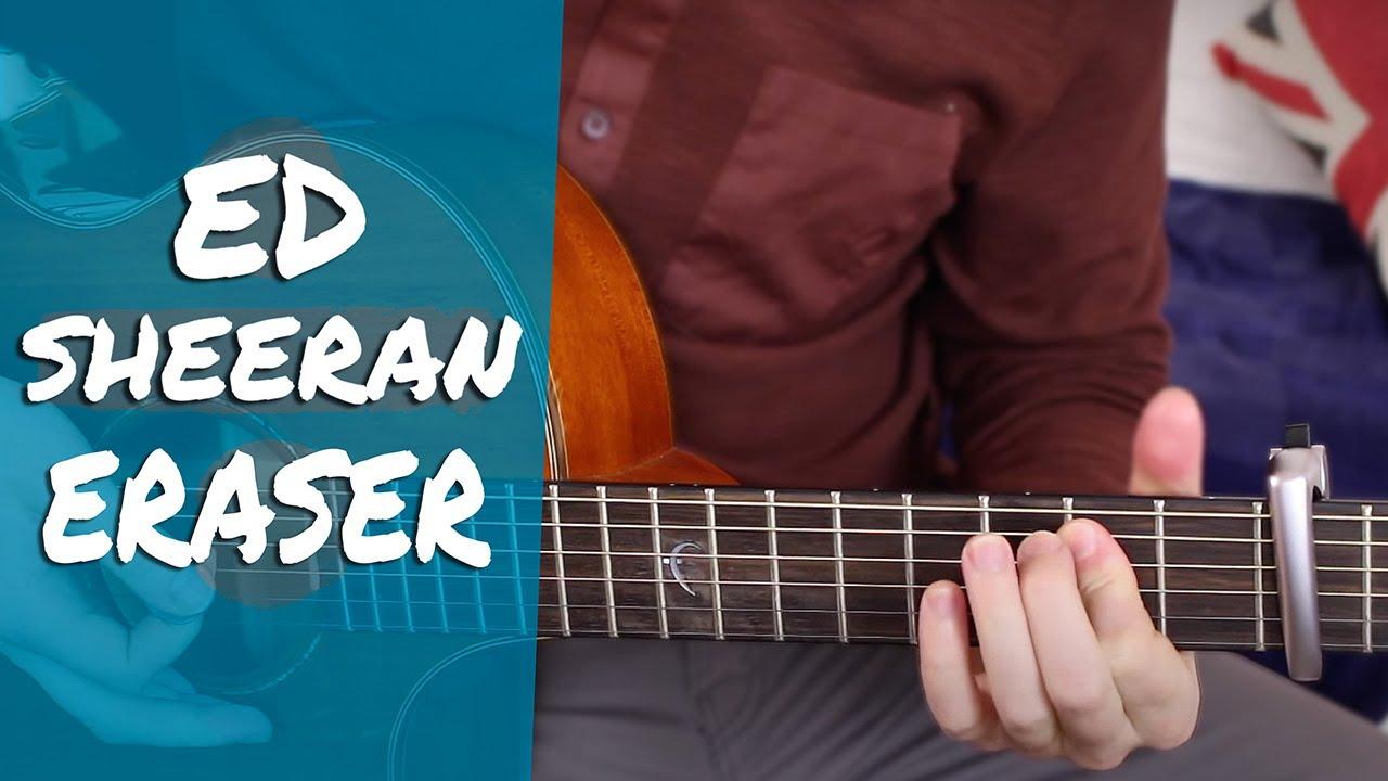 how to play guitar like ed sheeran