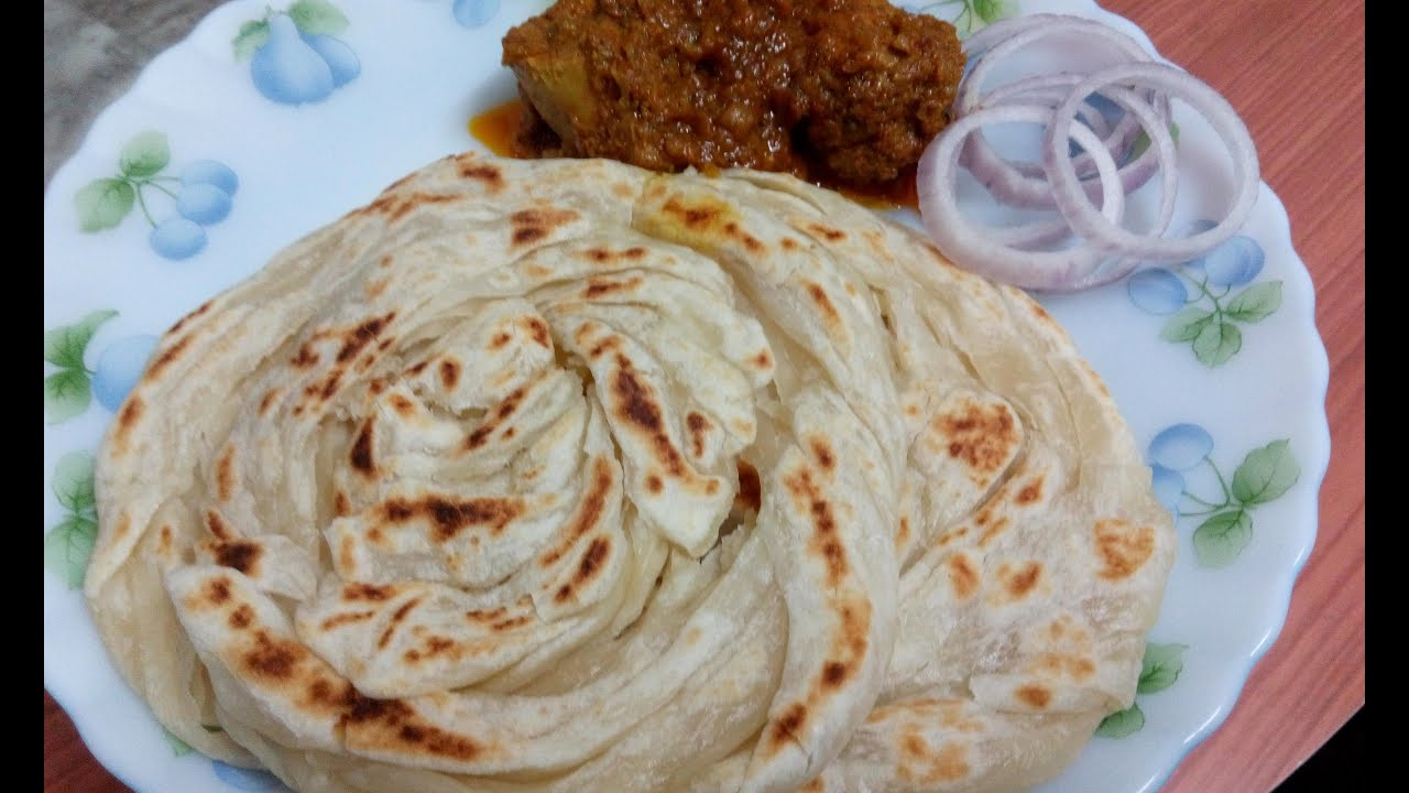 Image result for Malabar Paratha