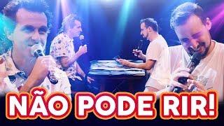 NÃO PODE RIR! UTC no Teatro - MARCIO BALLAS contra TODOS