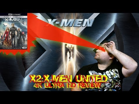 X2: X-Men United 4K Ultra HD Review