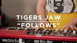 Tigers Jaw - Follows (Live @ WDBM)