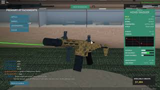 ROBLOX-Phantom Forces: The best weapons after rebalancing/update at 2019