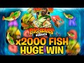 Big Bass Bonanza x2000 FISH!