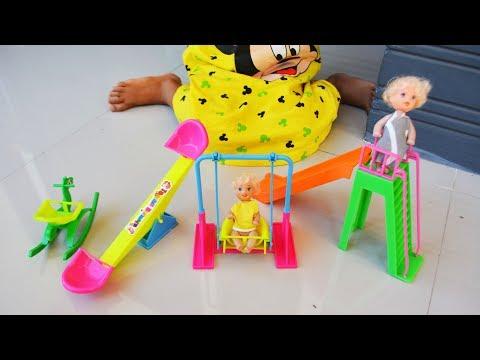 Serunya Bermain Taman Mainan Anak ❤ Playground toys ❤ Permainan Edukasi Taman Kanak-kanak