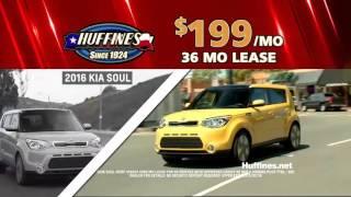 Huffines Kia Denton Offers Great Deals on Kia Souls April 2016