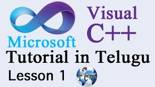 Visual C++ Tutorials in Telugu - Lesson 1 | How to Download Visual C++ Express