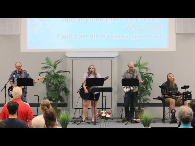 Sunday Worship Service - July 25th, 2021