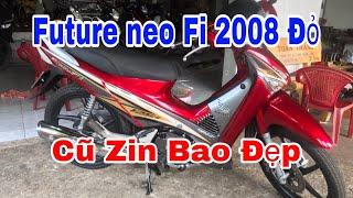 Bán xe future neo Fi Đỏ 2008 Zin Đẹp - Chuyên Xe Cũ Tiền Giang
