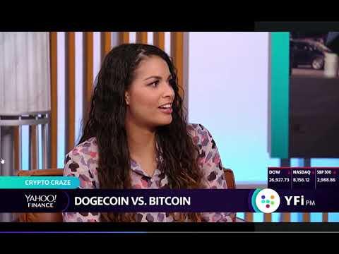 Bitcoin Rival Dogecoin Surges Since Binance Listing