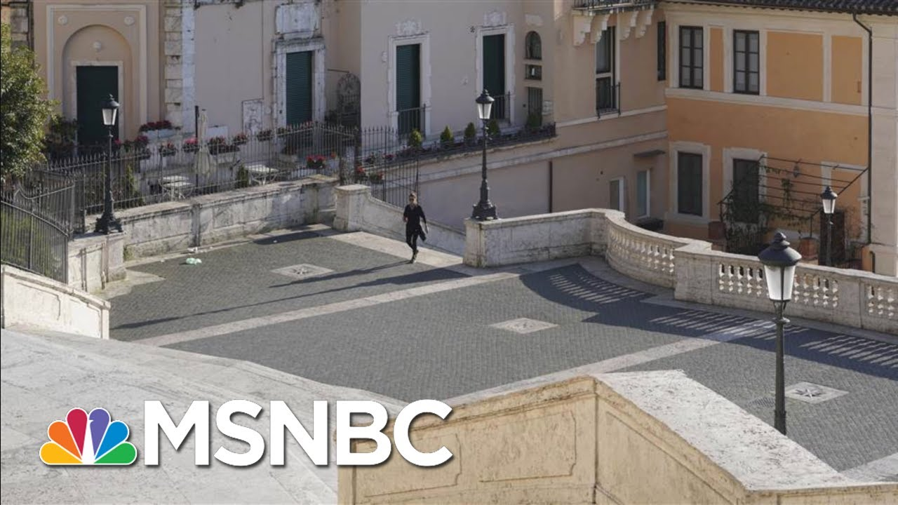 Coronavirus Death Toll In Italy Officially Surpasses China | MSNBC