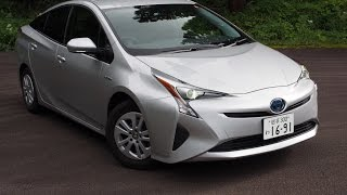 【TNGA】トヨタ新型プリウス(50系)試乗レビュー Toyota Prius review