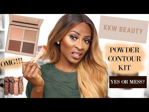 Are People Just Hating Kkw Beauty Powder Contour Kit