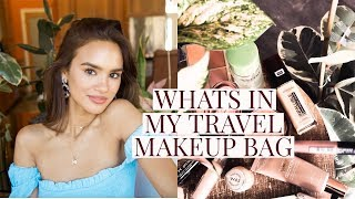 My Travel Makeup Bag Must Haves!   Dacey Cash
